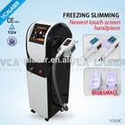 Hot salon / clinic / hospital use cryolipolysis apparatus