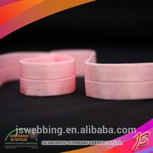 Attractive price decorative fold over elastic tape