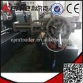 atacado fábrica na china verificada extrusoras de rosca dupla para extrusão de plástico