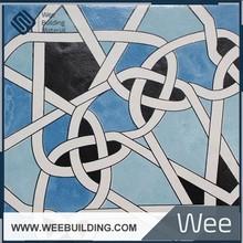Fish Mosaic Tile Pattern Item:20A-49B Ikea Floor