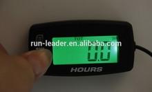 Backlight Resettable Hour Running Meter Moto Reminder Ski Snowmobile Pit Bike Outboard Engine