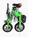 Aucune pollution vert vélo électrique, Pas cher 2 roues équilibrage véhicule électrique