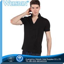 new style silk/cotton wholesale dri fit plain golf tshirt