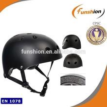 mini football racing driving helmets-black ABS helmet
