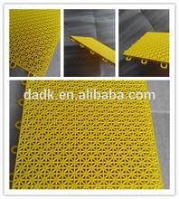 indoor/outdoor basketball court interlocking sports flooring