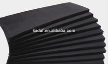 good quality high density black eva foam sheet/block/board own factory