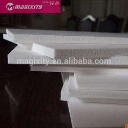 pvc board outdoor pvc board 4x8 fire retardant foam insulation board