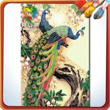 canvas painting kit 2015 new product cross stitch kits india