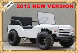 2015 New Version 150cc Mini Jeep Willys