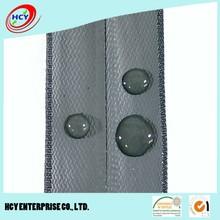 2015 fancy wholesale Taiwan matt tape open end waterproof zipper