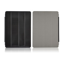 Real Carbon Fiber Smart Cover Case, for iPad Air Smart Cover