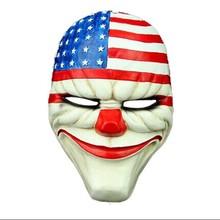 halloween party supply flag design horror mask