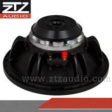 neodymium powered speaker 10 inch woofer