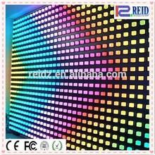 New IC pixel light matrix RGB night club wall backdrop led mini dot light
