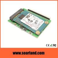 customizable msata mini pcie ssd to 2.5 ide adapter