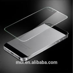 Asahi glass super clear anti-fingerprint 4s screen protector tempered glass