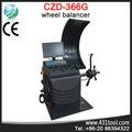 2014 di recente caldo vendita e durevole c366g utilizzati equilibratrice in auto laser macchina per la vendita