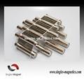 China magnéticos de neodimio de filtro de agua/imán de la tolva para la separación