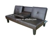 Japanese Futon Wooden Folding Sofa Bed
