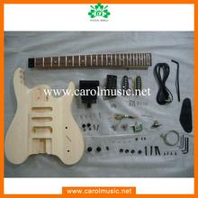 GK025 Headless Electric Guitar Kits