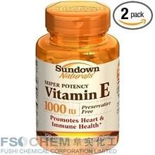 Natural vitamina e( tocoferóis mistos)