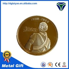 2015 most fashion and popular Souvenir coin