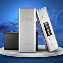 2015 Newest Cloupor mini vv vw 30w ecig box mod