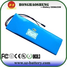 Lithium ion golf cart battery Lifepo4 battery 48V 20Ah with BMS protection