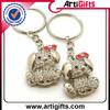 Wholesale custom keychain metal key ring for sale