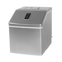 cylinder ice maker with square cubes, best ice maker for home