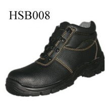 SM, forest working equipment foot protection PU injection safety shoes low price
