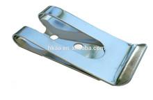 Metal belt clip (661), Tempered Belt Clip