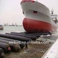 D = 1.8 m qualificado inflável airbag de borracha marinho para o navio de lançamento / SHOUGUANG JINZHENG