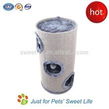 2015 newest cat product,cat toy, cat scratcher house