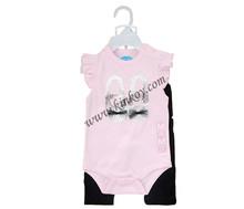 new design 100% cotton baby clothes