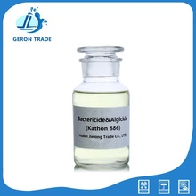 eco-friendly no foam ideal waste water isothiazolinone biocide