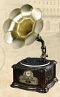 cheap home decorative items antique style decorative gramophone
