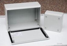 sheet metal enclosure for electronics , small orders available