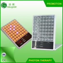 pdt bio-color led light therapy beauty salon use with ce