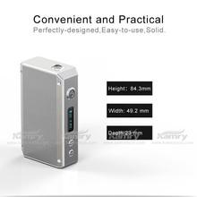4.8v rechargable battery 20 w 50w mod 2015 e cig kamry 20 watt box mod Kamry 20Watt mini box mod mechanical vapor starter kit