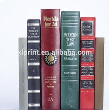 de alta calidad de lujo de papel biblia libro de venta al por mayor de impresión en shenzhen