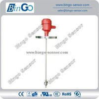 Stainless steel explosion-proof continuous float level transmitter for water, sewage, oil etc.