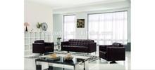 FOSHAN SF-2238 (1+1+3) Popular modern PU cushion 2014 corner sofa