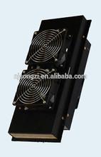 high efficient 48V air cooler for laser warming parts FF serial 150w