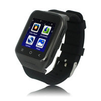 Oneisall(TM) S8 Smart Watch Phone Wristwatch 1.54Inch 3G Android Smartphone Touch Screen with 5MP Camera