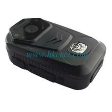 weatherproof waterproof shockproof 3g safe hidden night vision Police camera with GPS