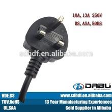 13A Britische Stecker nach BS 1363 Travel Plug Adapter for England, Ireland