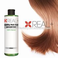 Top quality hair growth shampoo natural shampoo 330 ml private logo