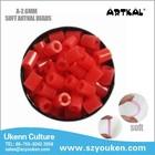 creative 2.6MM soft fuse beads fashion popular EVA Non-toxic mixed colors diy intelligent toys MINI perler beads