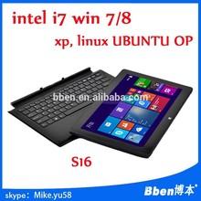 mexico manufacturer wholesale tablets 11 inch Tablet PCBben S16 Dual Core windows7/8/xp linux UBUNRTU top 10 tablet pc+ 3g/4g